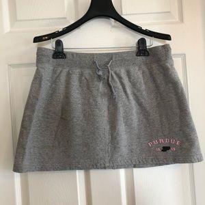 Dresses & Skirts - Purdue sweatpant skirt